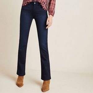 PAIGE Manhattan Baby Bootcut Elyse Wash Jeans